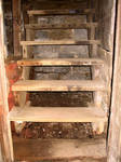 Antique Store Stairs