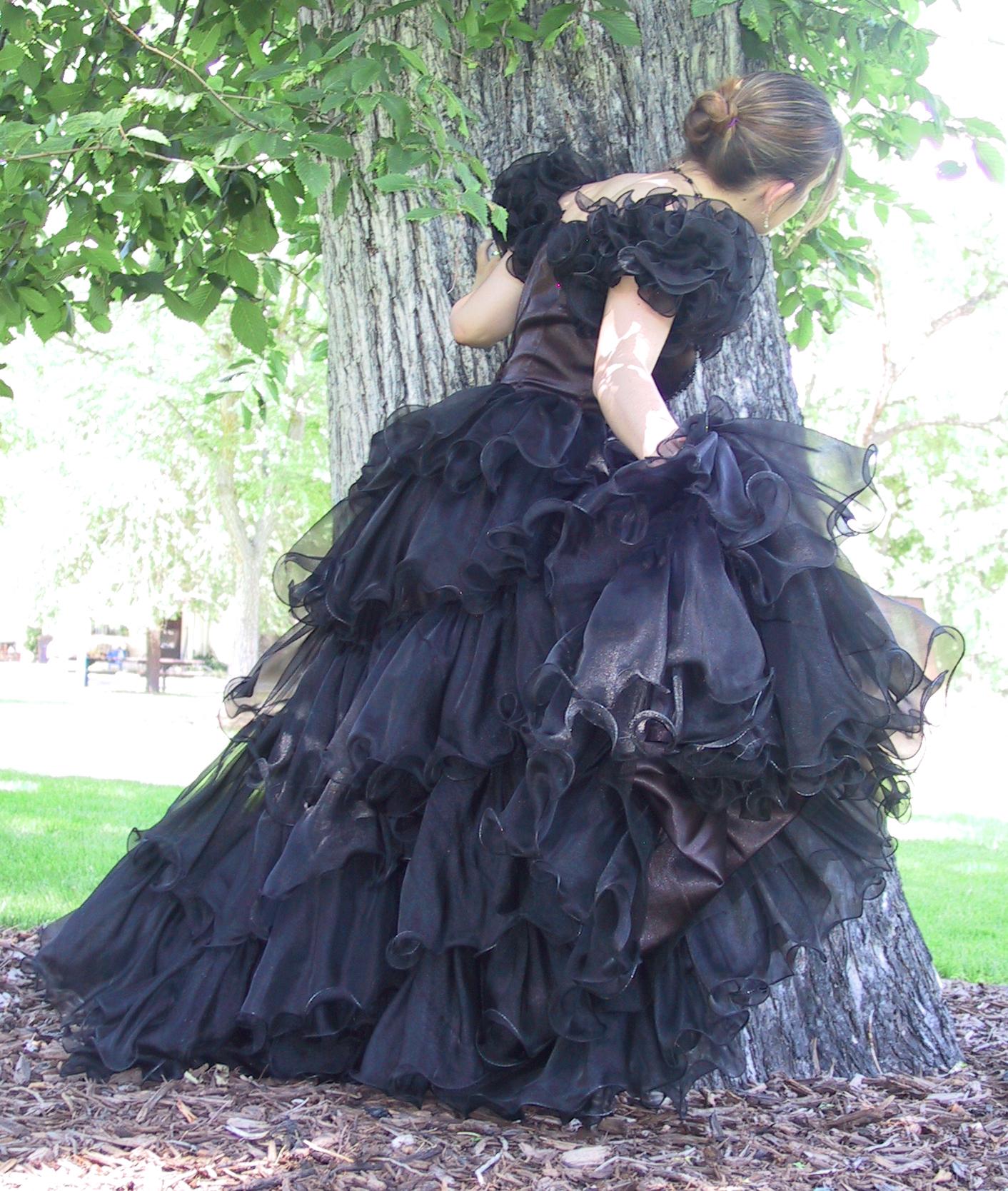 Black Dress Bob 16