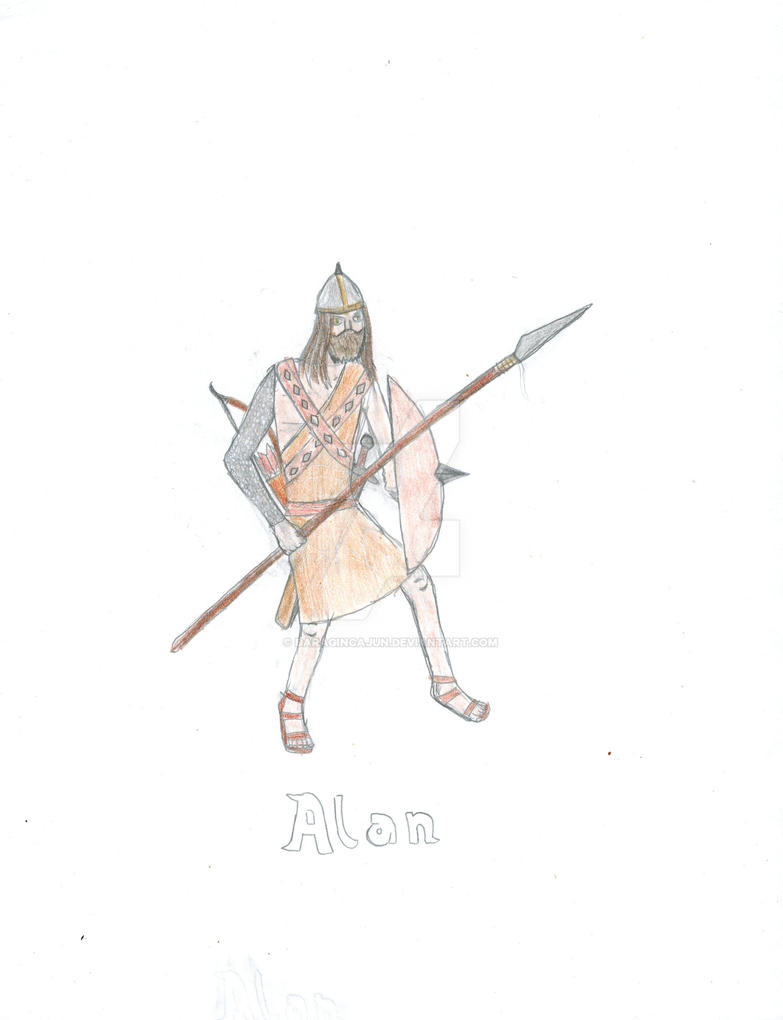 Alan by DaRaginCajun