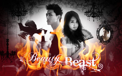 Beauty and the Beast by angelthai