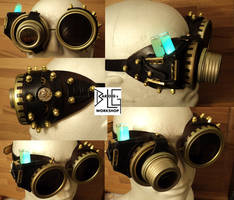 Gogle 'AEtherized Infantry TimeShift Goggles' by barlogg