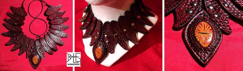 Dragon Gaze necklace
