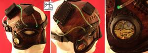Phantom of the Opera steampunk mask