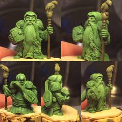 26mm dwarf wizard
