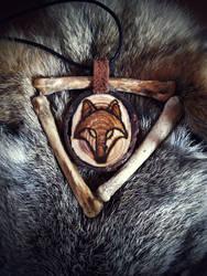 Totemic Bones Pendant