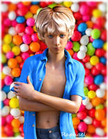 Candy Boy by gmotier