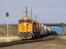 BNSF 5246 by paploothelearned