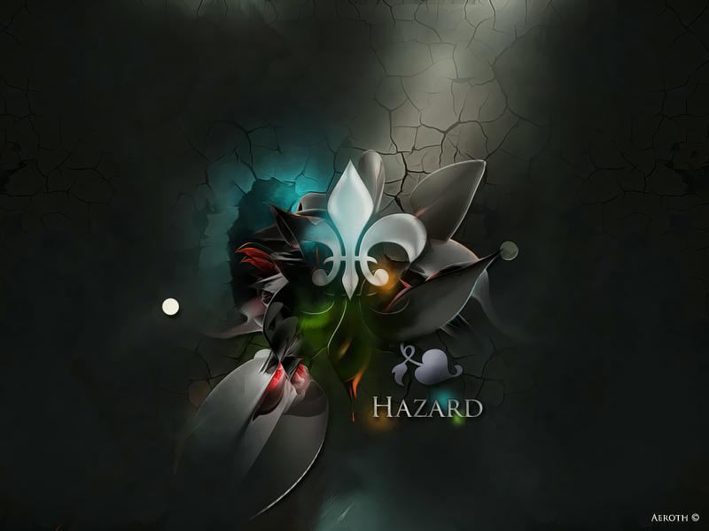 Hazard : Light In Shadow by Aeroth-Design