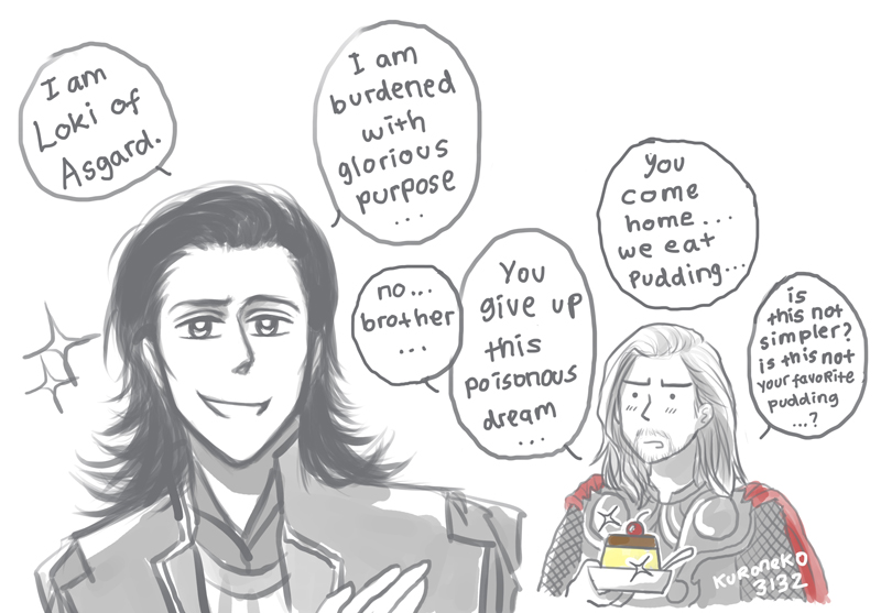 Loki X Child Reader