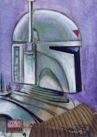 Boba Fett McQuarrie Concept by DavidRabbitte
