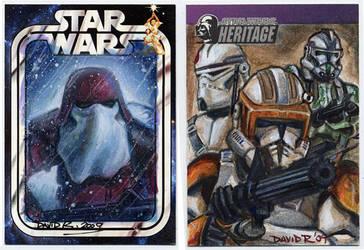 Clone Trooper Art