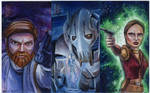 Clone Wars Return Cards Set 1