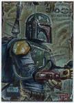 Star Wars Galaxy 6 Boba Fett