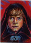 Star Wars Journey to the Force Awakens Sketch Card