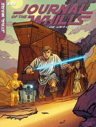 Star Wars Journal of the Whills Cover Art