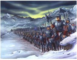 Warhammer: Warcry Art by DavidRabbitte