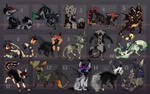 HALLOWEEN ADOPTS PACK [OPEN 8/15] [NYP] by TransWolfArchi