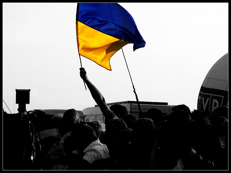 Ukraine power by hiperbola