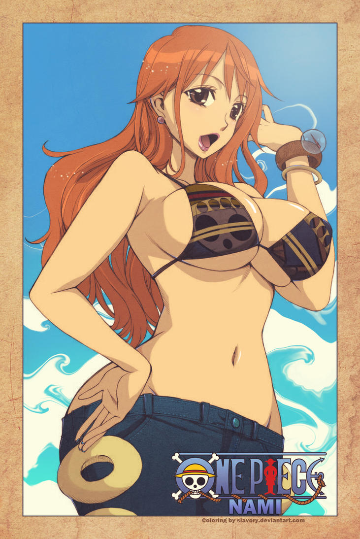 nami_one_piece_coloring_by_slavory-d471o