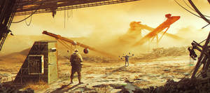 Battle Industry | Concept Art