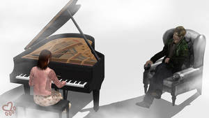 Piano by MamaMangle
