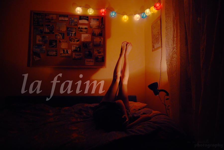 la faim by Midnight3Flame
