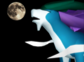 Suicune .:Download: by SureinDragon