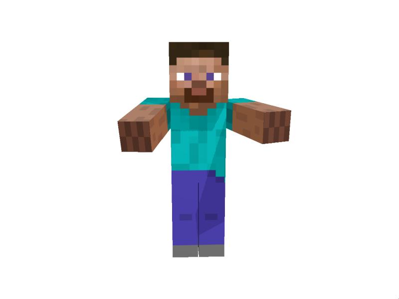 Minecraft Guy .:Download:. by SureinDragon