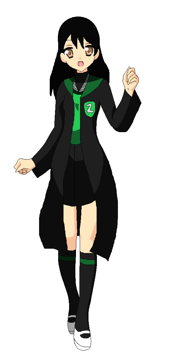 Satsuki Yamato - Harry Potter OC by WhoaWhoaSlowDown on DeviantArt