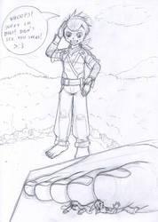 giant karol by saber-th
