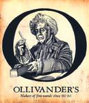 Logo for Olivander's Wands