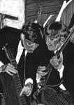 John and Paul Composing