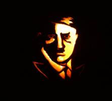 Scariest Jack-O-Lantern, Ever. by JackRaz