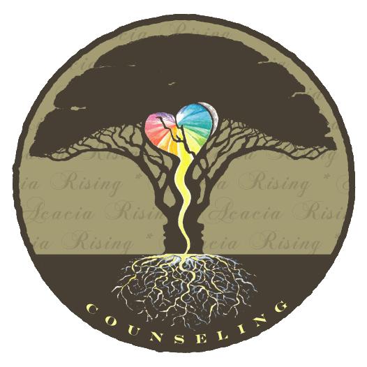 Logo for Acacia Rising by JackRaz