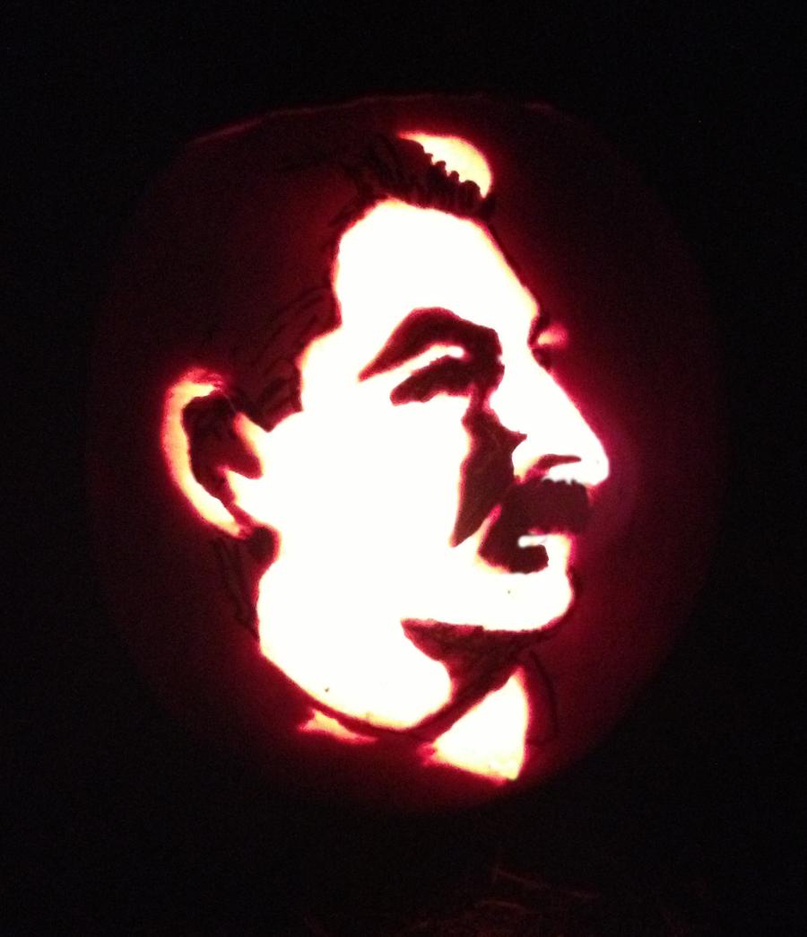 Very Scary Halloween Decorations: Another Very Scary Jack-O-Lantern By JackRaz On DeviantArt