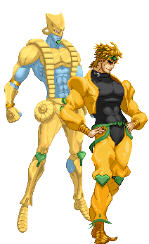 Place 2 0 DIO and The World Invasion!!! : StardustCrusaders