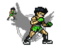 Little Mac in JUS Style by XTP597