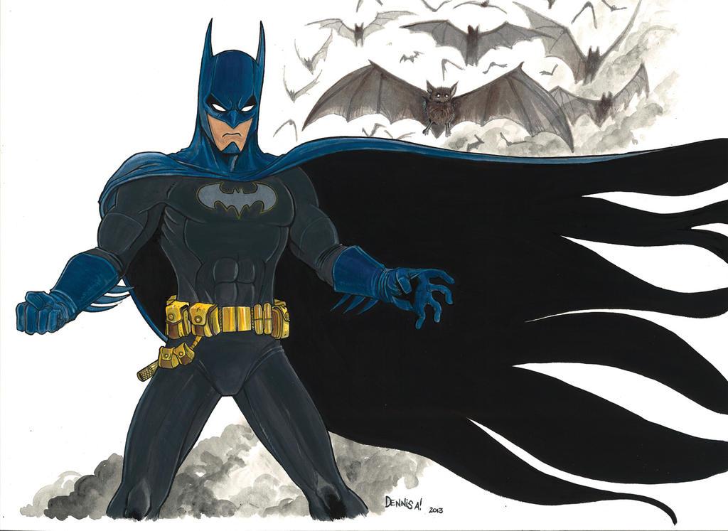 Batman by Parabolastar