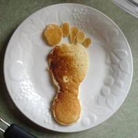 Pancake Foot