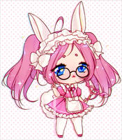 [gift] tiny umeshi! by mewsu