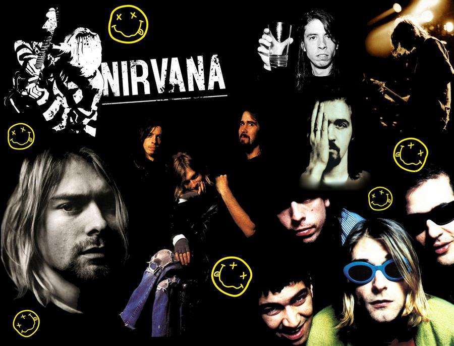 Nirvana Wallpaper by Beth182 on DeviantArt