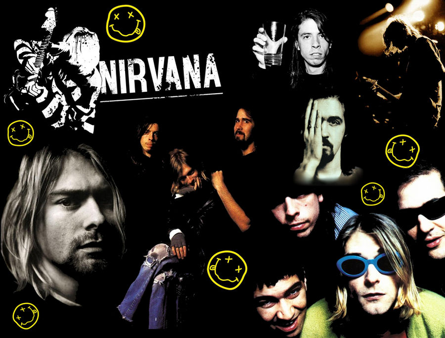 nirvana wallpaper    by beth182 d45j423