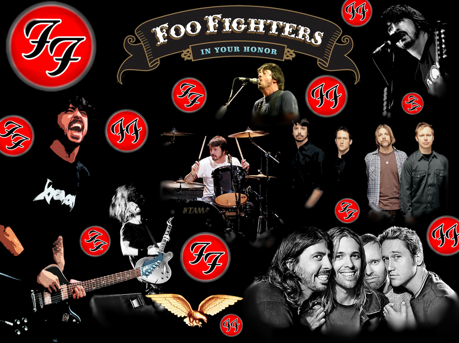 Foo Fighters Wallpaper By Beth182