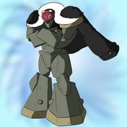 Elemental Hero Clay Maxman