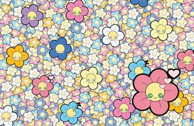 Cute Flowers by rei-0