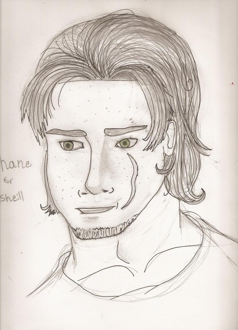 Arttrade- Shane for Asheill by ArtticWitchica