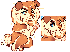 Sweet buns [ pixel ] by candlewiick