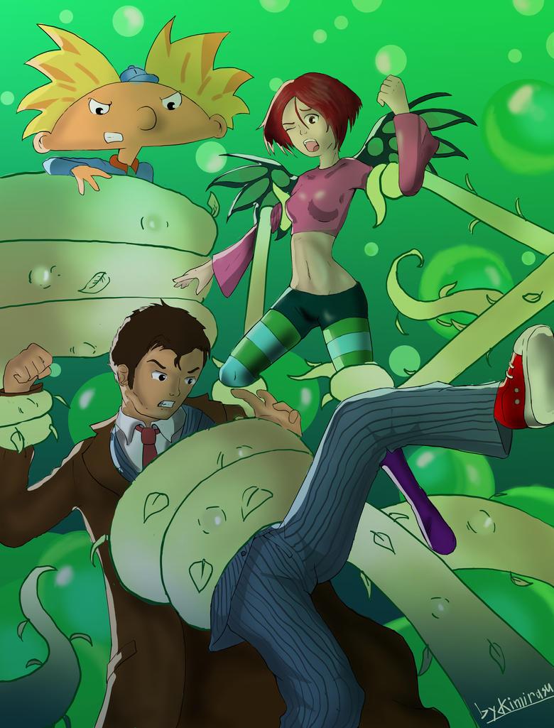 Big crossover by Kimirasu