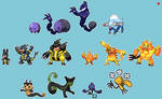 Fakemon Shiny Batch 1