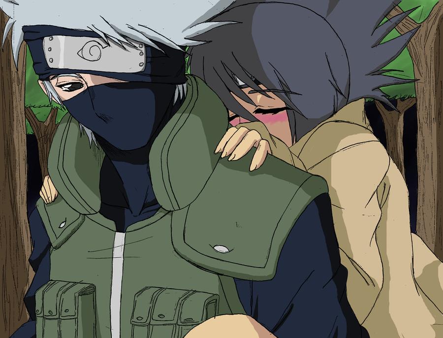 Sleepy Anko colored by Ninja-8004
